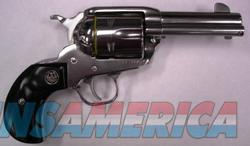 RUGER TALO VAQUERO 45LC SS 3.75  Guns > Pistols > Ruger Single Action Revolvers > Cowboy Action