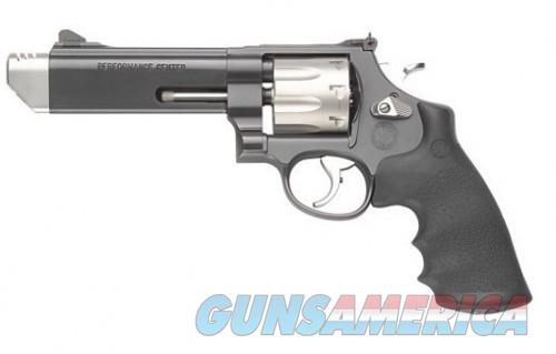 Smith and Wesson 627 Performance Center V-Comp Duo Tone .357 Mag 5-inch 8 Rd  Guns > Pistols > Smith & Wesson Revolvers > Full Frame Revolver