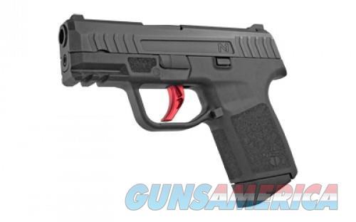 NAROH N1 9MM BLK/BLK 2-7RD  Guns > Pistols > L Misc Pistols