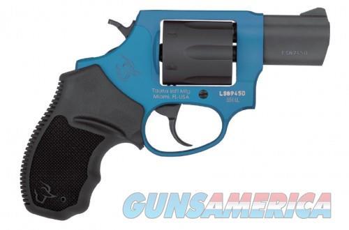 Taurus 856 Ultra Lite Blue / Black .38 SPL 2-inch 6Rds  Guns > Pistols > L Misc Pistols