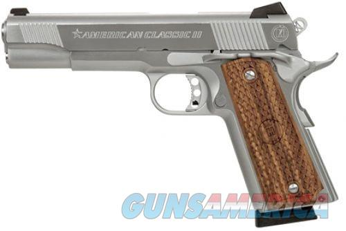 American Classic Metro Arms Commander Stainless 9mm 4.25-inch 8Rd  Guns > Pistols > L Misc Pistols