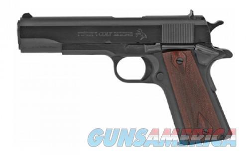 """COLT 1911C GOVT 38SUP 5"""" BLUE  Guns > Pistols > L Misc Pistols"""