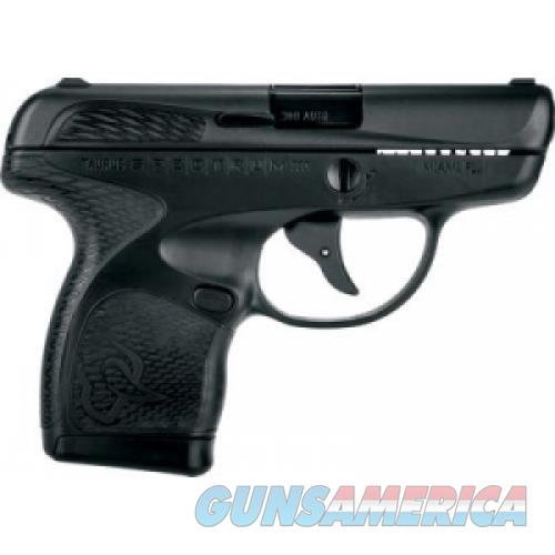 Taurus Spectrum Black .380ACP 2.8-inch 7rd  Guns > Pistols > L Misc Pistols