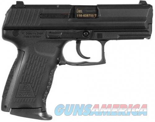 Heckler and Koch P2000 LEM V2 Pistol 9mm DAO 2 Magazines 10rd  Guns > Pistols > L Misc Pistols