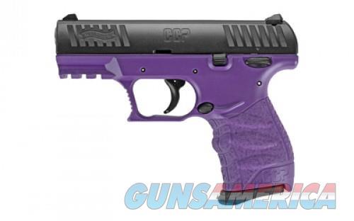 """WALTHER  CCP M2 9MM 3.54"""" PURPLE 8RD  Guns > Pistols > L Misc Pistols"""