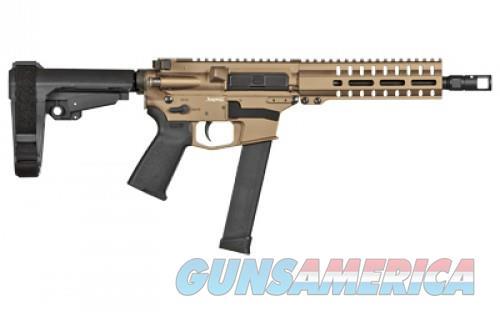 "CMMG BANSHEE 300 PSTL 10MM 8"" FDE  Guns > Pistols > L Misc Pistols"