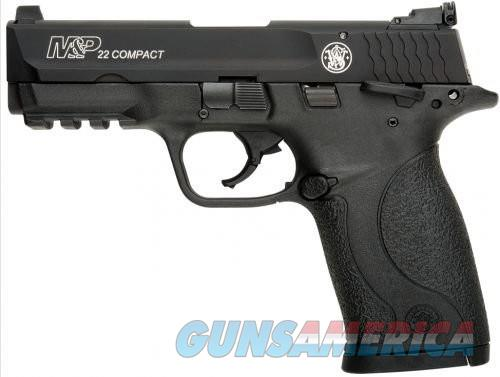Smith Wesson MP22 Compact Rimfire Pistol - White (Compact)  Guns > Pistols > Smith & Wesson Pistols - Autos > Polymer Frame