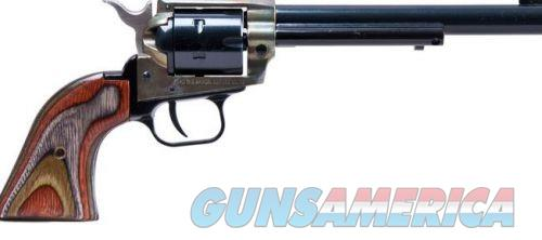 Heritage Firearms RR22CH6 Rough Rider  Guns > Pistols > L Misc Pistols
