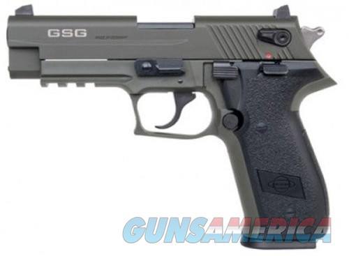 American Tactical Imports GSG Firefly Dark Green .22LR 4-inch 10rd  Guns > Pistols > L Misc Pistols
