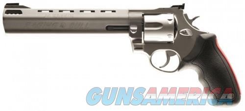 Taurus 444 Raging Bull Matte Stainless .44 Mag 8.375-inch 6rd Ported  Guns > Pistols > Taurus Pistols > Revolvers