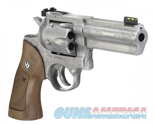 Ruger GP100 357 DA REV 4S ENG TL  Guns > Pistols > L Misc Pistols
