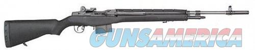 Springfield M1A Loaded Stainless / Black Synthetic .308 Win 22-inch 10rd  Guns > Rifles > Springfield Armory Rifles > M1A/M14