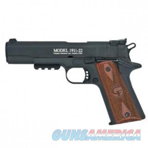 CHIAPPA 1911-22 TARGET PISTOL 22LR SEMI AUTO  Guns > Pistols > L Misc Pistols
