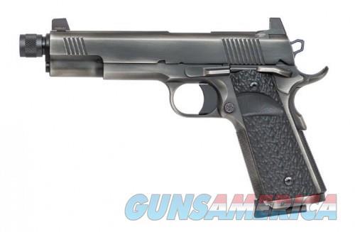 Dan Wesson Wraith Worn Finish .45 ACP 5.5-inch 8Rds  Guns > Pistols > CZ Pistols