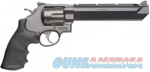 Smith and Wesson 629PC 44mag 7.5 inch Stealth Hunter Black  Guns > Pistols > Smith & Wesson Revolvers > Model 629