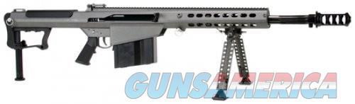 Barrett M107A1 Gray / Black .50 BMG 20-inch 10Rds  Guns > Rifles > Barrett Rifles