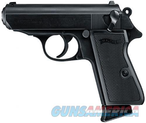 Walther PPK/S Black .22 LR 3.3-inch 10Rds  Guns > Pistols > L Misc Pistols