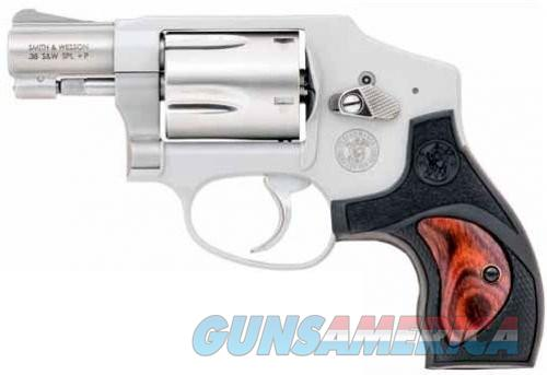 Smith Wesson Performance Center J-Frame Centerfire Revolvers - Stainless Steel  Guns > Pistols > Smith & Wesson Revolvers > Small Frame ( J )