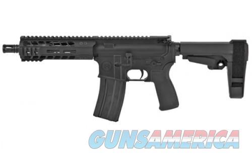"RADICAL PSTL 556 7.5"" MLOK 30RD BLK  Guns > Pistols > L Misc Pistols"
