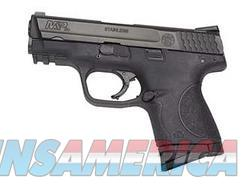 Smith & Wesson M&P9C COMPACT 9MM 3.5  Guns > Pistols > Smith & Wesson Pistols - Autos > Polymer Frame