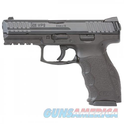 HK VP9-B 9MM PUSH BUTTON MAG RELEASE LIMITED EDIT  Guns > Pistols > L Misc Pistols