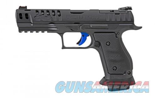 Walther PPQ M2 Q5 Match SF Pro 9mm 5-inch 17Rds  Guns > Pistols > L Misc Pistols