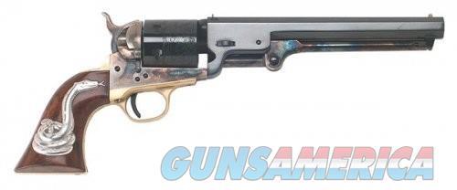 Cimarron Firearms CA9081SSI01 Man with No  Guns > Pistols > L Misc Pistols