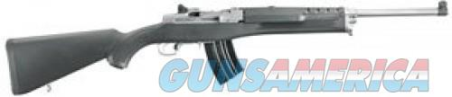 Ruger Mini-14 and Mini-Thirty Semiautomatic Rifles - Stainless Steel  Guns > Rifles > Ruger Rifles > Mini-14 Type