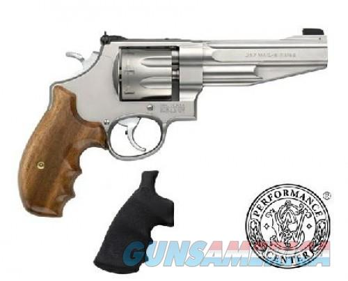 Smith and Wesson 627 Performance Center Stainless .357 Mag 5-inch 8Rd  Guns > Pistols > Smith & Wesson Revolvers > Full Frame Revolver
