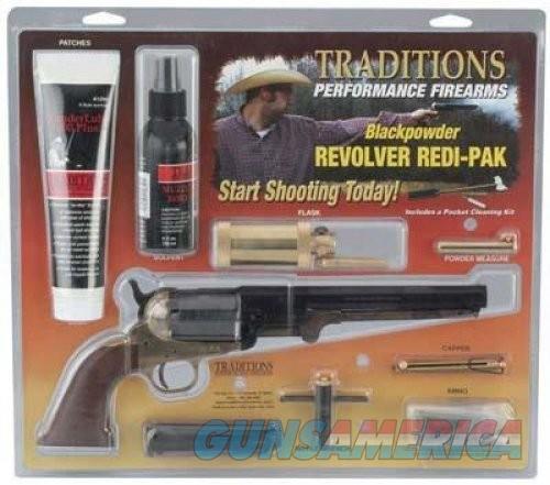 Traditions 1858NEW Army 44BRASS RedIPK  Guns > Pistols > TU Misc Pistols
