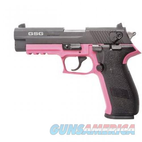 Ati Gsg Firefly Hga 22lr 4 Pink 10rd  Guns > Pistols > L Misc Pistols