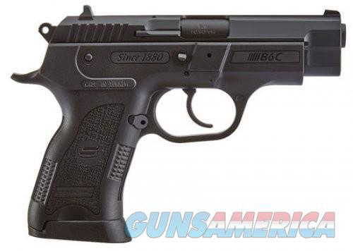 EAA Corp Sarsilmaz B6C Compact Black 9mm 3.8-inch 13Rds  Guns > Pistols > L Misc Pistols
