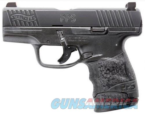 Walther PPS M2 Black 9mm 3.18-inch 7Rds  Guns > Pistols > L Misc Pistols