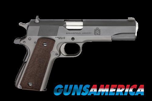 1911-A1 MIL SPEC 5 DEF 45ACP PARKERIZED 1 MAG  Guns > Pistols > L Misc Pistols