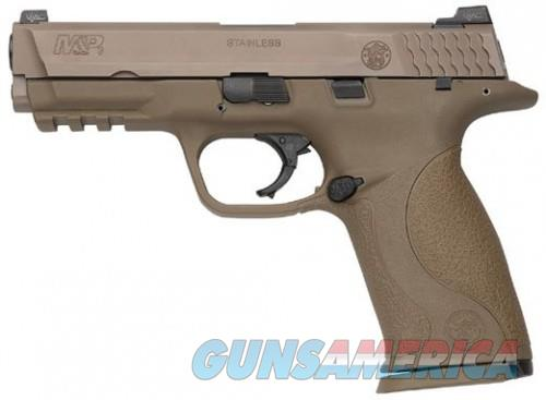 Smith and Wesson M&P9 VTAC FDE 9mm 4.25-inch 9mm 17rd VTAC Warrior Sights  Guns > Pistols > L Misc Pistols