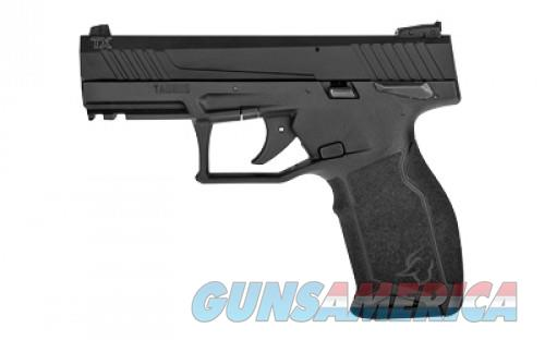 "Taurus TX22 NO Safety Model 22 Long Rifle 16+ Round Capacity 4.1"" Barrel Hard Anodized Black Finish  Guns > Pistols > L Misc Pistols"