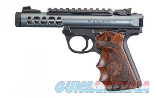 """RUGER MRK IV LITE 22LR 4.4"""" GRY 10RD  Guns > Pistols > L Misc Pistols"""