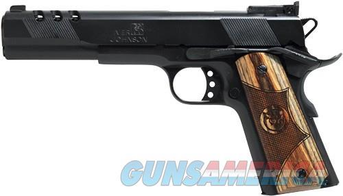 "Iver Johnson Eagle XL 1911 10mm 6"" Barrel Ported  Guns > Pistols > L Misc Pistols"