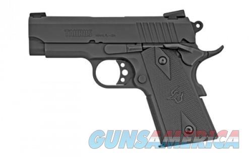 """TAURUS 1911 OFC 9MM 3.5"""" 8RD BLK  Guns > Pistols > L Misc Pistols"""