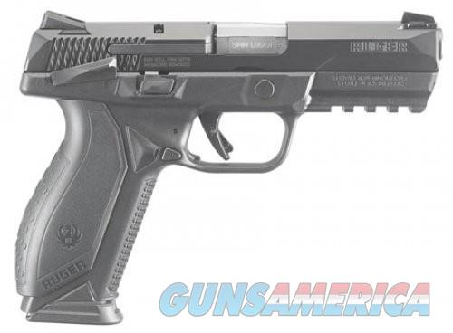 Ruger American Pistol Centerfire Pistols - Stainless Steel (Full Size)  Guns > Pistols > L Misc Pistols