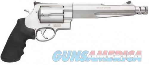 Smith & Wesson 170299 Mod 500 Performance Center 500 S&W 7.5  Guns > Pistols > Smith & Wesson Revolvers > Full Frame Revolver