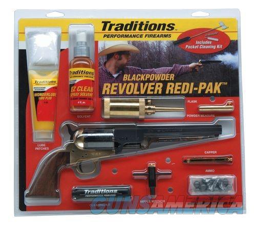 Traditions 1851 Navy RedI-PAK 44CAL  Guns > Pistols > TU Misc Pistols