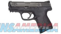 Smith & Wesson 109254 M&P Compact *MA Compliant* 9mm 3.5  Guns > Pistols > L Misc Pistols