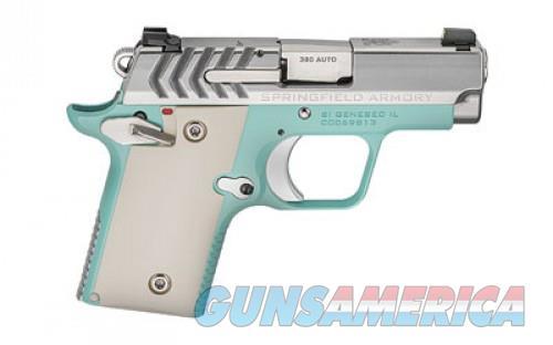 """SPRGFLD 911 380ACP 7RD 2.7"""" BLU/STS  Guns > Pistols > L Misc Pistols"""