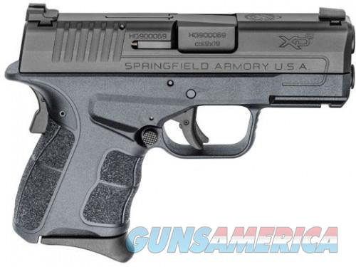 Springfield XDS MOD2 9MM Gray 3.3-inch 8Rds NS Night Sights 2 Mags  Guns > Pistols > L Misc Pistols