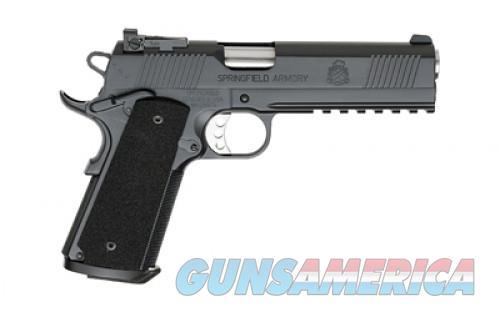 Springfield 1911 TRP Operator Full Rail (CA Compliant) Black Armory Kote .45 ACP 5-inch 7Rds  Guns > Pistols > L Misc Pistols