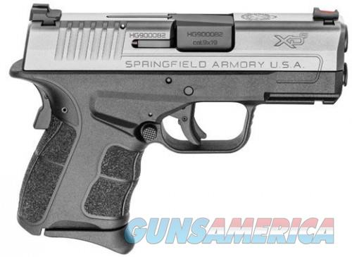 Springfield XDS MOD2 9MM BI-Tone 3.3-inch FO Fiber Optic Sight 2 Mags 9Rds  Guns > Pistols > L Misc Pistols