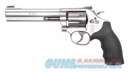 S&W M648 22M REV 6SS 8RD AS  Guns > Pistols > L Misc Pistols
