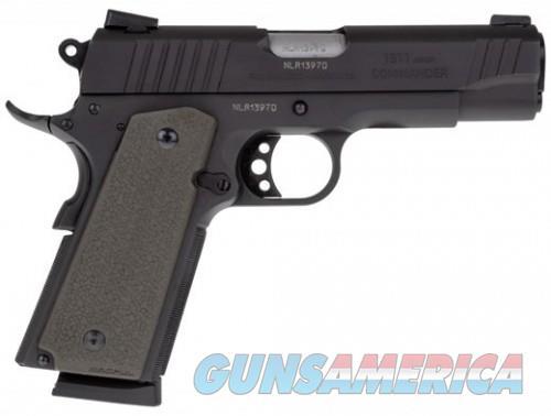 Taurus 1911 45 CMNDR 4.25 8R BK/BK  Guns > Pistols > L Misc Pistols