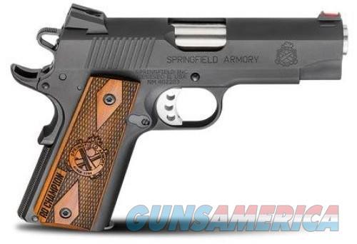 SPR 1911 45ACP BLK LTWT CHAMPION RANGE OFFICER  Guns > Pistols > L Misc Pistols